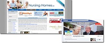 NursingHomes.ie - Online Marketing Client