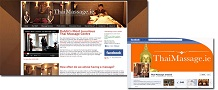 Thai Massage - Online Marketing Client