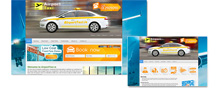 Airport Taxi PPC campaign
